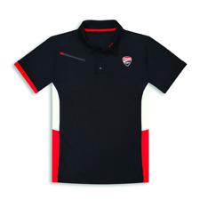 DUCATI Corse Camisa Polo De Poder Negro/Blanco/Rojo Medio 987699044