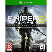 Sniper Ghost Warrior 3 Xbox One MINT -1st Class FAST Deliver