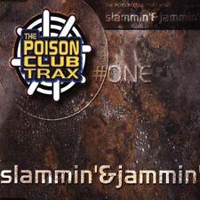 Poison Club Trax #One Slammin' & jammin' (1999) [Maxi-CD]