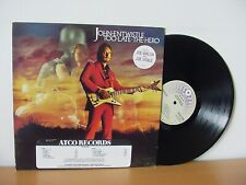 "THE WHO JOHN ENTWISTLE ""Too Late The Hero"" PROMO LP (ATCO SD 38-142). JOE WALSH"