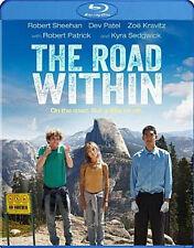 THE ROAD WITHIN (Dev Patel) - BLU RAY - Region Free - Sealed
