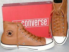 Converse 157467C ALL STAR CTAS Hi Echt Leder Schuhe Sneaker Boots 45 Raw Sugare