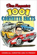 Steve Magnante's 1001 Corvette Facts - Book CT607