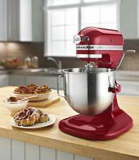 NEW KitchenAid KSM500PSER Empire Red Pro 500 Series 5-quart Stand Mixer