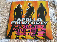Apollo Four Forty ‎– Charlie's Angels 2000 Stealth SSR13CD Promo UK CD Single
