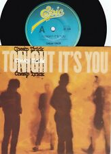 Cheap Trick ORIG OZ PS 45 Tonight it's you NM '85 Epic ES1056 Power Pop rock