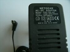 ORIGINALE Netgear AC/Dc Adattatore pwr-002-007 DC 5V 800mA SPINA UK