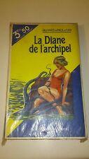 La Diane de l'Archipel - Œuvres de Paul d'Ivoi - J. Tallandier