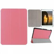 Smartcover Rosa für Samsung Galaxy Tab S2 9.7 SM T810 T815N Hülle Case Tasche