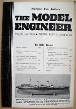 Model Engineer Vol 90 1944 #2244 Great Condition - images are photos of mag