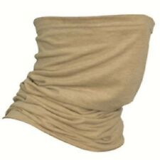 US Army Military Gaiter Neck USMC Outdoor Multi Head Gear Rundschal Coyote