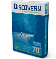 500 Bl. Igepa Group Discovery Kopierpapier A4 70g/m² weiß hohe Weiße 8342A70S