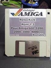 Amiga ReloKick - 🕹 Amiga KICKSTART 1.3 -  Amiga 600 / 1200 / 4000 🕹