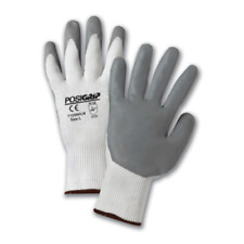 West Chester 715Snflw PosiGrip Gray Lunar Foam Nitrile Palm Small - 1 Dozen