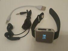 8GB Armband Aufnahme Voice Rekorder Uhr Wanze versteckt Mini Spy Spionage A177