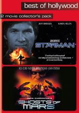 FSK 18 -John Carpenter's STARMAN & GHOST OF MARS - DVD*NEU*OVP