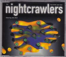 The Nightcrawlers - Surrender Your Love - CD (5 x Track 1995 Arista)