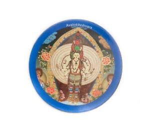 Magnet Kühlschrankmagnet Tibetischer Buddhistisches Göttin Nach 1000 Bras