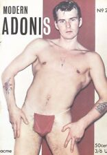 Modern Adonis No.28 November 1964, British Edition Gay Magazine