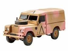Revell British 4x4 Off-road Vehicle Seriesiii (109 /lwb) Kit veicoli Militari