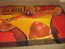 WWE/Wrestling Hollywood Hulk Hogan/Chris Jericho muscle color GIANT poster