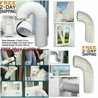Exhaust Hose 5 Inch Diameter AC Unit Duct For LG Portable Air Conditioner Parts