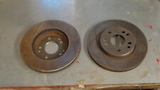 Mercedes-Benz W124 300TE / 190E Cosworth ATE Grooved vented discs - used