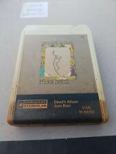 Davids Album joan baez 8track Tape Cartridge