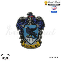 Harry Potter Ravenclaw Large Full Embroidered Iron On Sew On Patch Badge