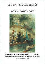 DELAIVE 1991 Canotage et canotiers de la Seine aviron voile canoe kayak sport