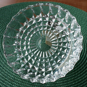6 Kompottschalen Dessertschalen aus Bleikristall 70er Jahre