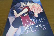 NARUTO doujinshi Sasuke X Sakura (B5 40pages) Togijiru UCHIHA SASUKEHA Hebidearu