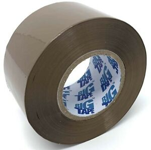 BROWN TAPE STRONG PARCEL PACKING CARTOON SEALING 48MM X 150M CELLOTAPE PACKAGING