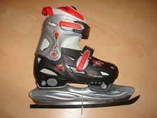 Eislaufschuhe Schlittschuhe für Kinder; Größe Verstellbar 30-33 NEU!