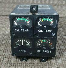 Beechcraft Instrument Cluster 14V P/N 36-380021-1