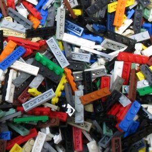 Used LEGO® - 500g-Packs - Plates - 3710 - Platte 1 x 4