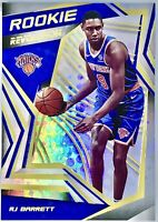 2019-20 Panini Revolution Rj Barrett Silver Prizm Rookie RC New York Knicks 🔥📈