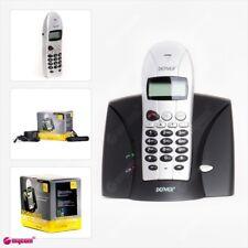 DENVER Electronics Schnurlos Telefon DECT Technologie DDP 450 Rufnummeranzeige