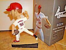 St Louis Cardinals Adam Wainwright #50 Waino Bobblehead SGA 2009 Perfect Cond