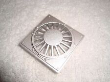 LGB 20570 SERIES F7 A UNIT DIESEL LOCO SILVER 1 PIECE ROOF EXHAUST GRILL PART!