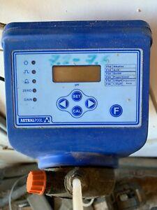Bomba dosificadora piscinas microcontrolador y control pH