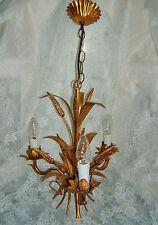 Deckenlampe Florentiner Lüster Vergoldet