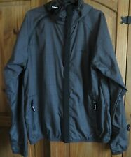MENS BENCH BLACK/CHARCOAL LIGHTWEIGHT JACKET XL