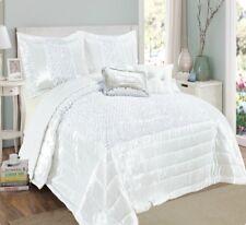 Luxury 3 Pieces Savio Duvet Cover & Bedspread Bedding Set Quilt Cover Pillowcase