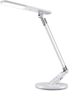 Lampara De Mesa Lampara LED Escritorio Ajustable Intensidad Oficina Casa USB 14W
