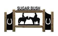 Horses - Clingermans Outdoor Horse Signs - Equestrian