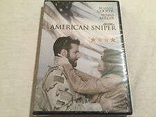 American Sniper (DVD, 2015) BRAND NEW Single Disc Edition - FREE SHIPPING!!!