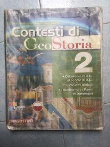 9788841875759   CONTESTI GEOSTORIA. . CON CD-ROM DIOTTI BIANC