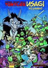 TMNT + Usagi Yojimbo alemán Stan Sakai Teenage Mutant Ninja Turtles de Dante