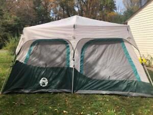 Coleman instant tent 10p